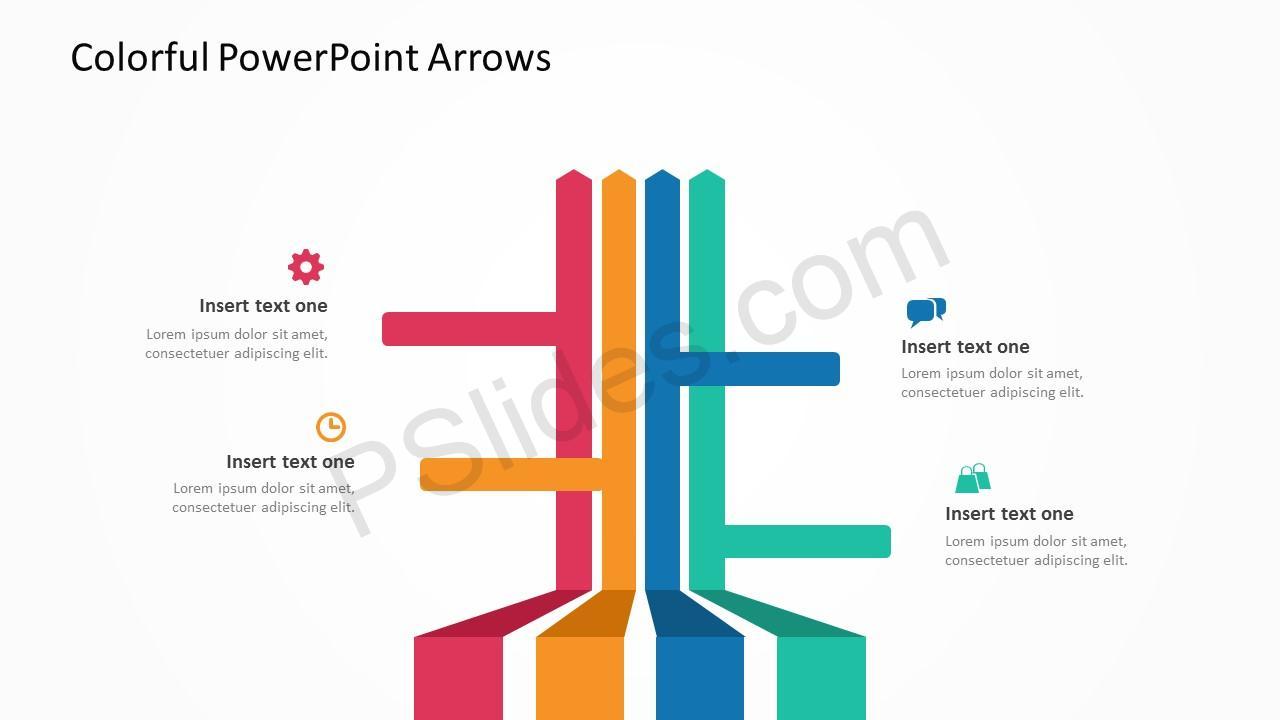 Arrow slide 1