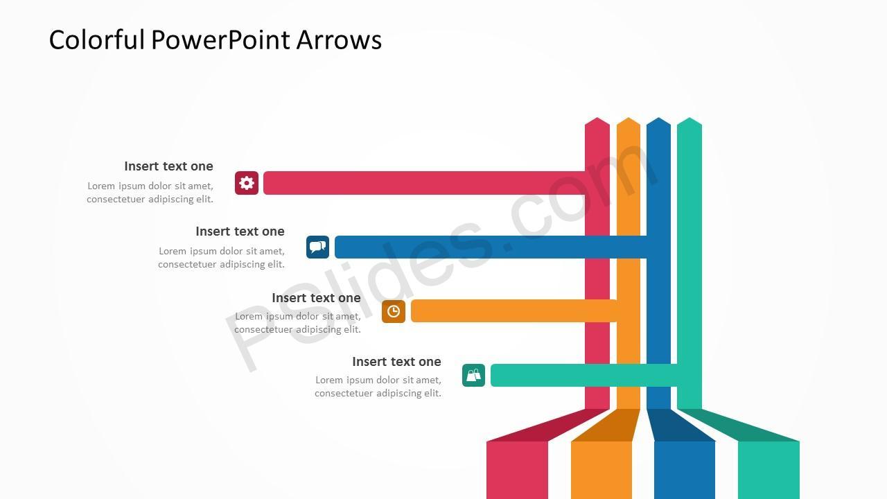 Arrow slide 2