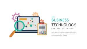 Business Technology Slide 1