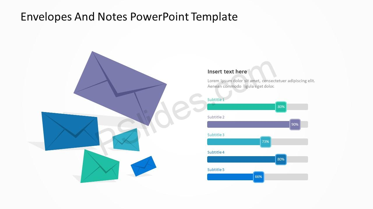 Envelopes And Notes 4