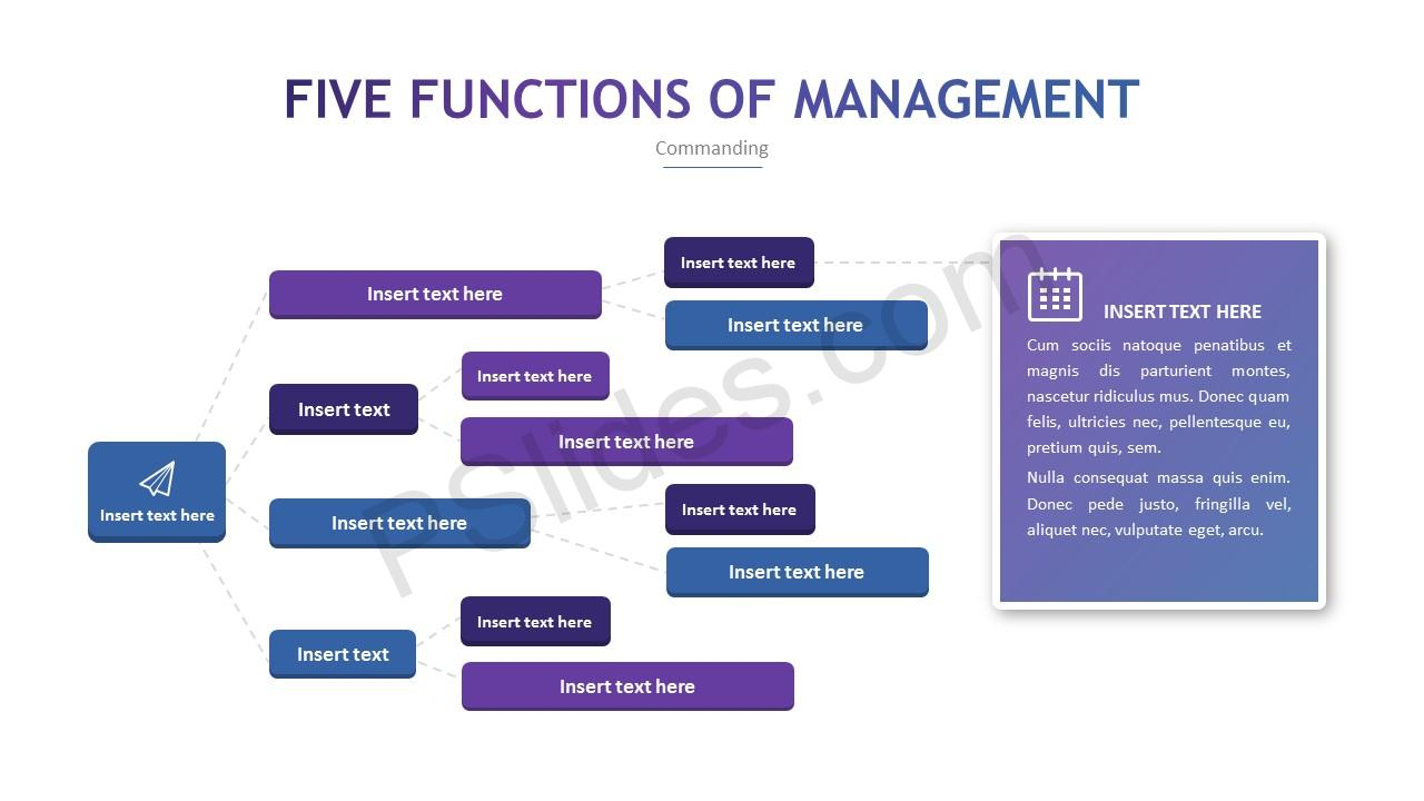 Five Functions of Management 4