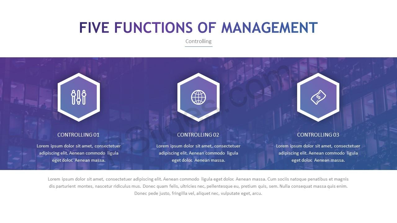 Five Functions of Management 6