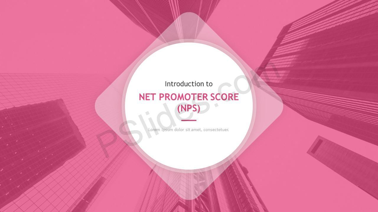 Net Promoter Score Slide 1