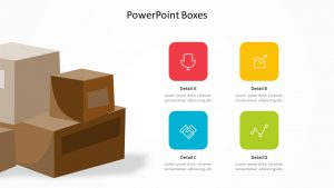 Free PowerPoint Boxes