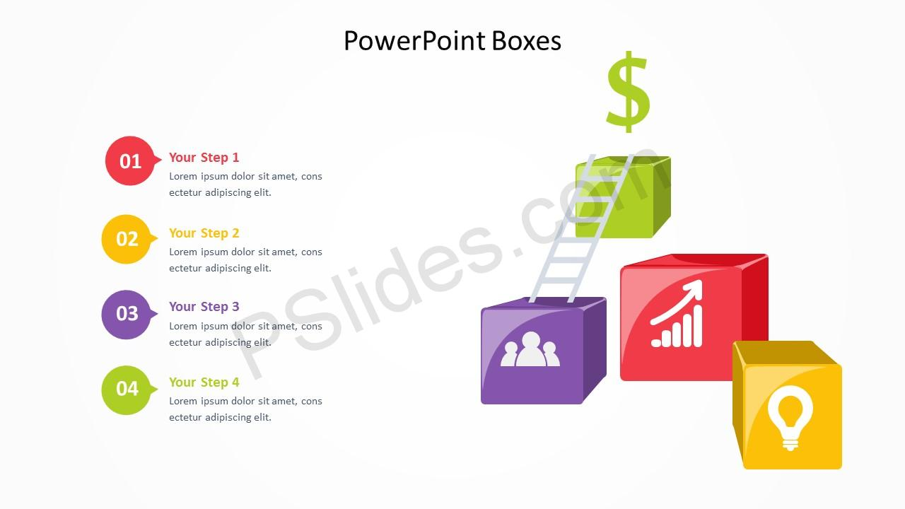 PowerPoint Boxes 2