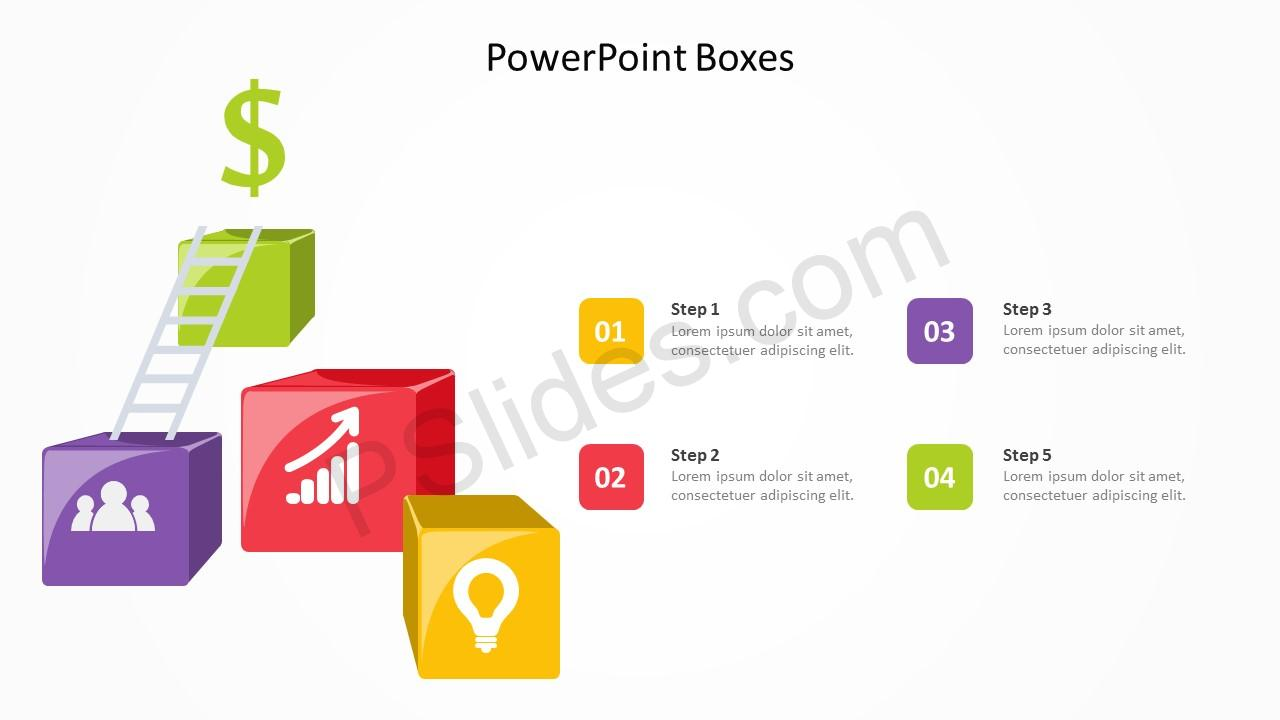 PowerPoint Boxes 3