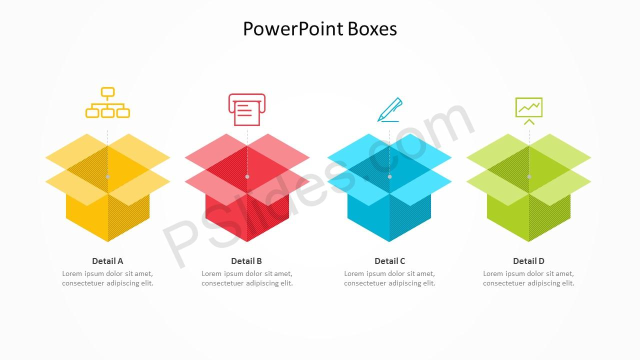 PowerPoint Boxes 4