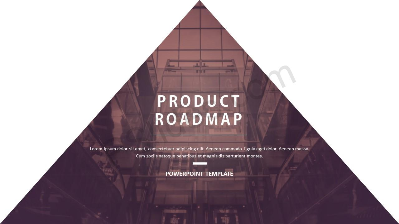 Product Roadmap Slide 1