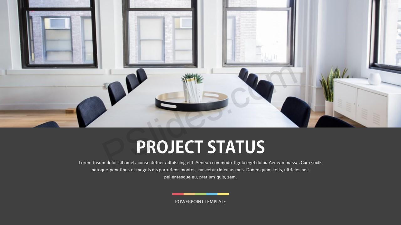 Project Status Slide 1
