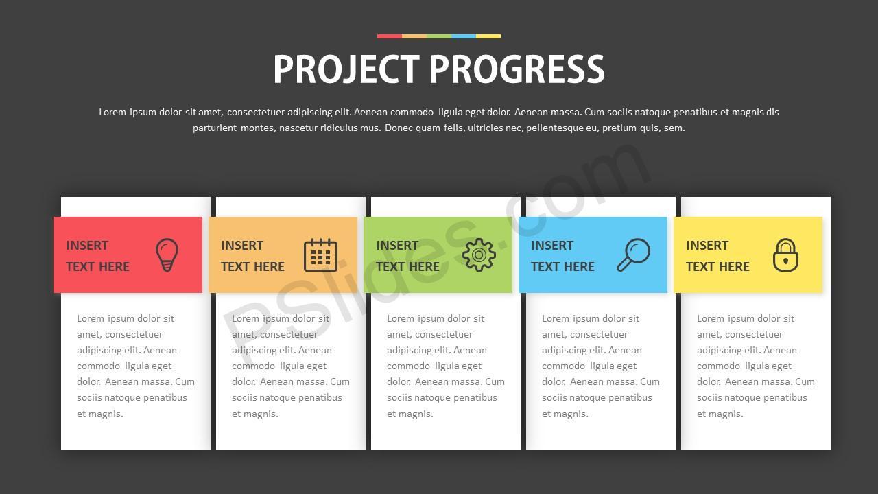 Project Status Slide 3