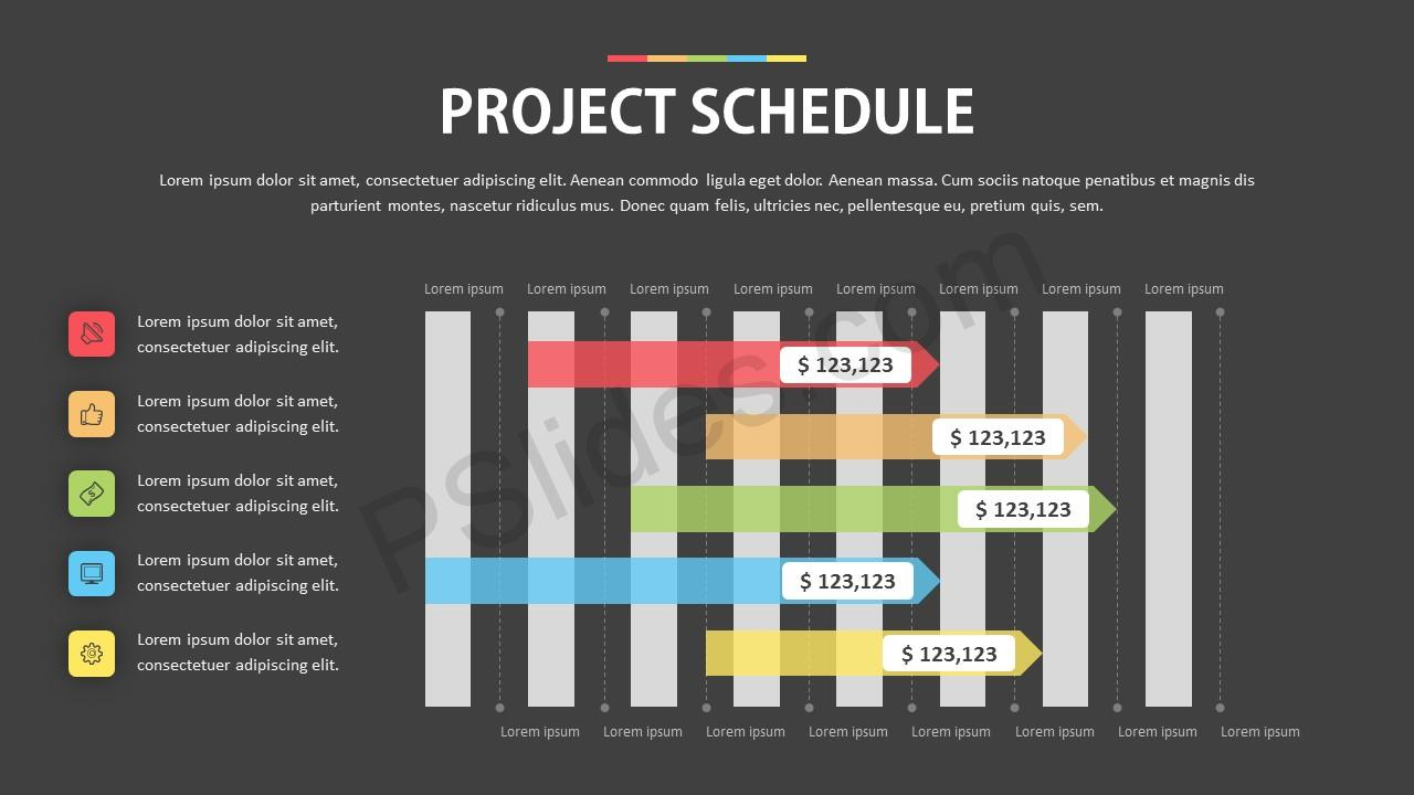 Project Status Slide 4