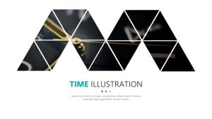 Time Illustration PPT 1