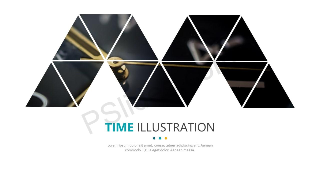 Time Illustration Slide 1