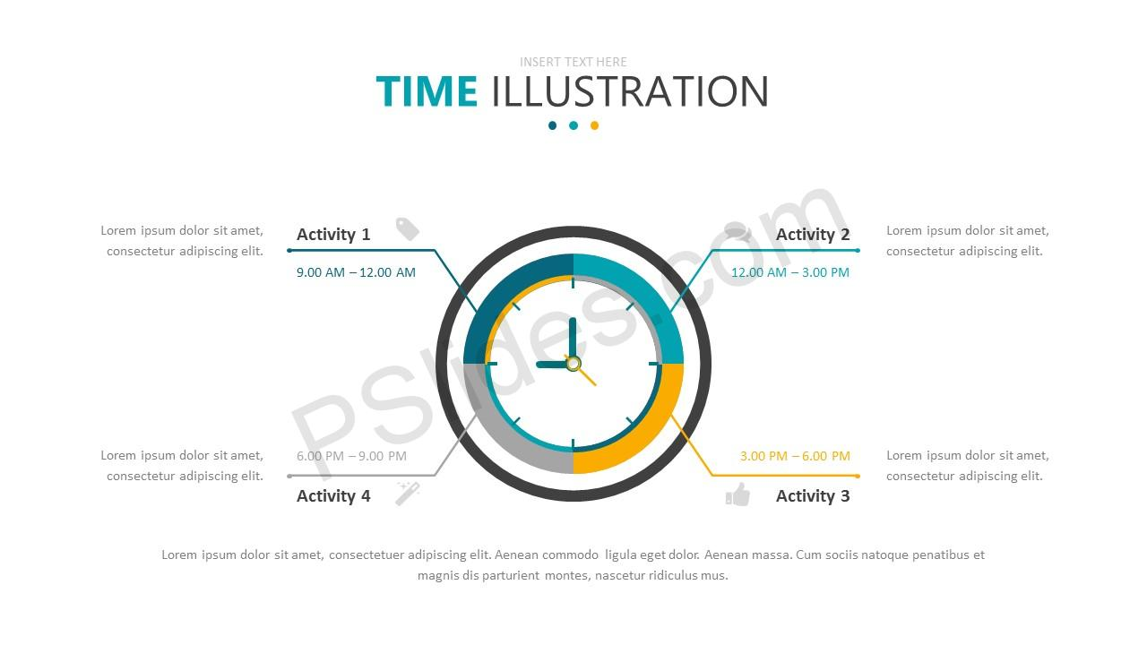 Time Illustration Slide 2