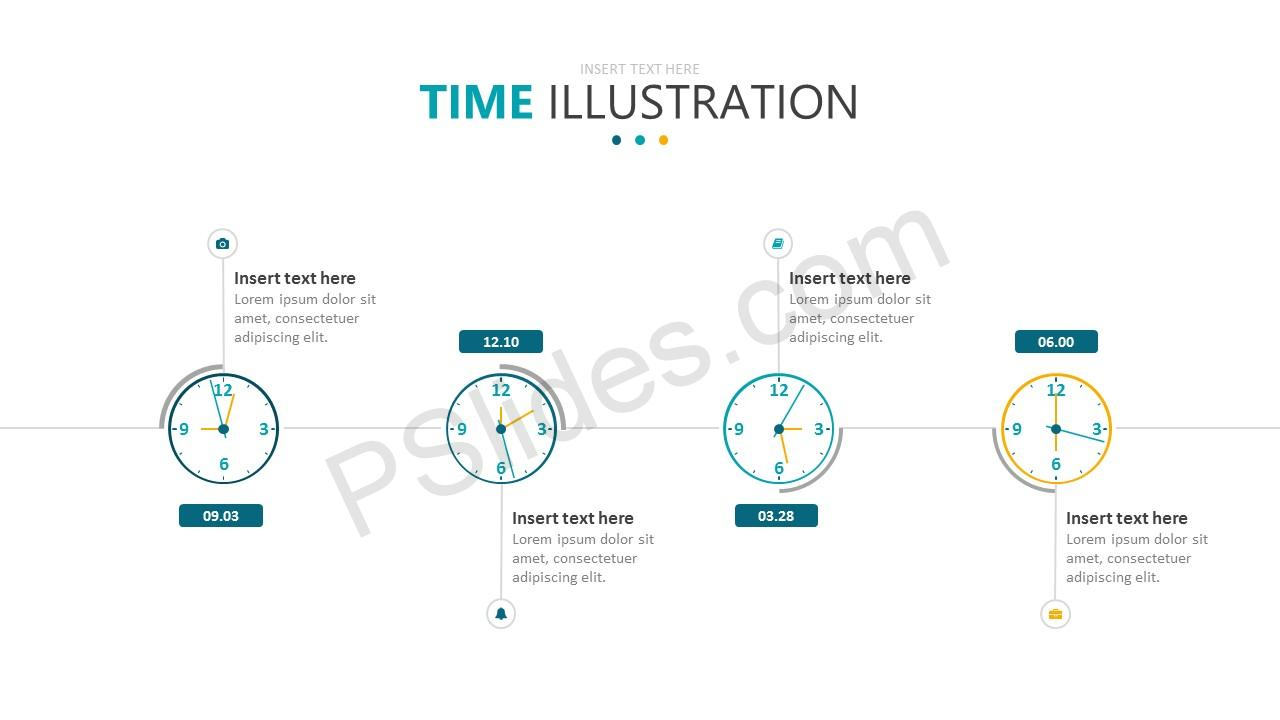 Time Illustration Slide 4