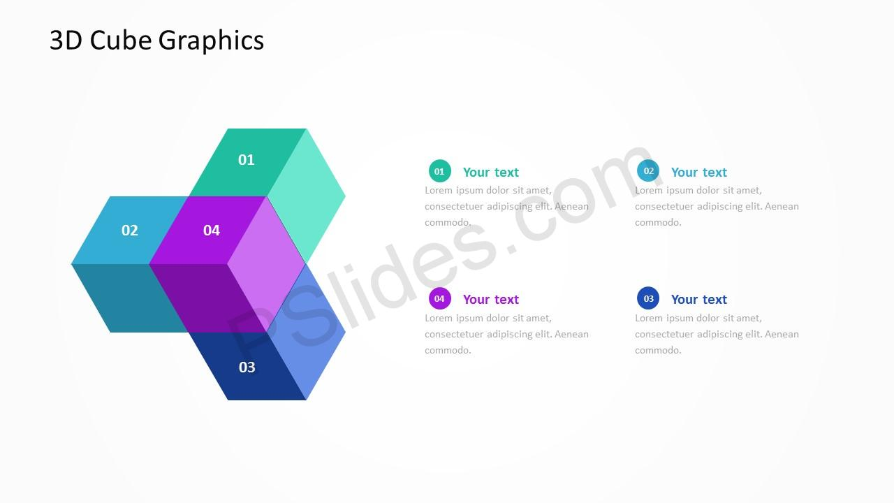 3D Cube Slide 2