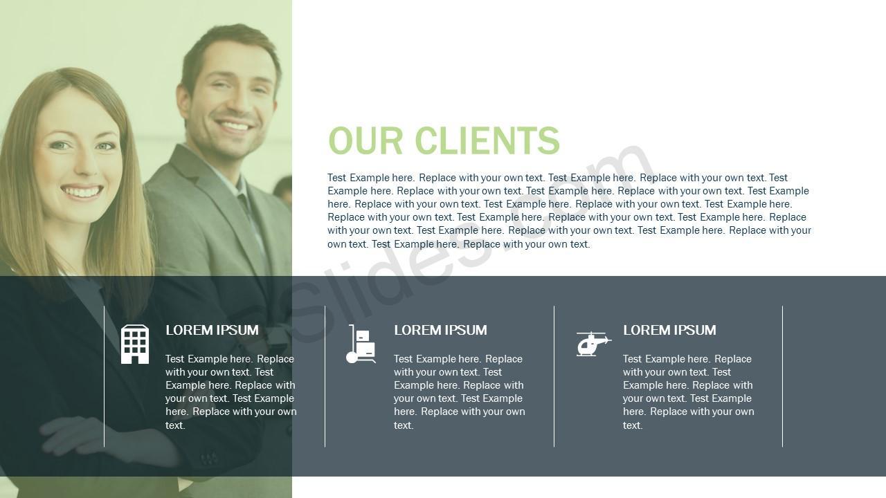 Our Clients Slide