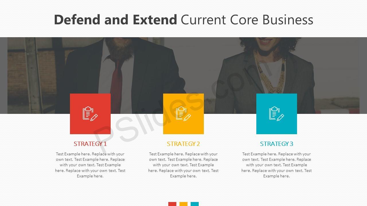 McKinsey Strategic Horizons Slide 2