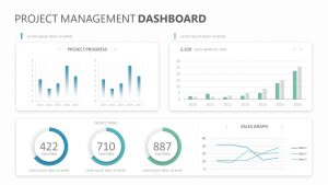Project Management Dashboard Slide 1