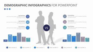 Demographic Infographics Slide 1