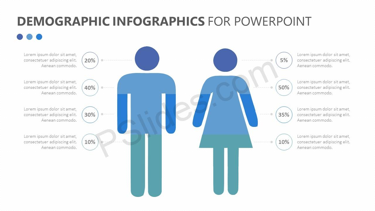 Demographic Infographics Slide 7