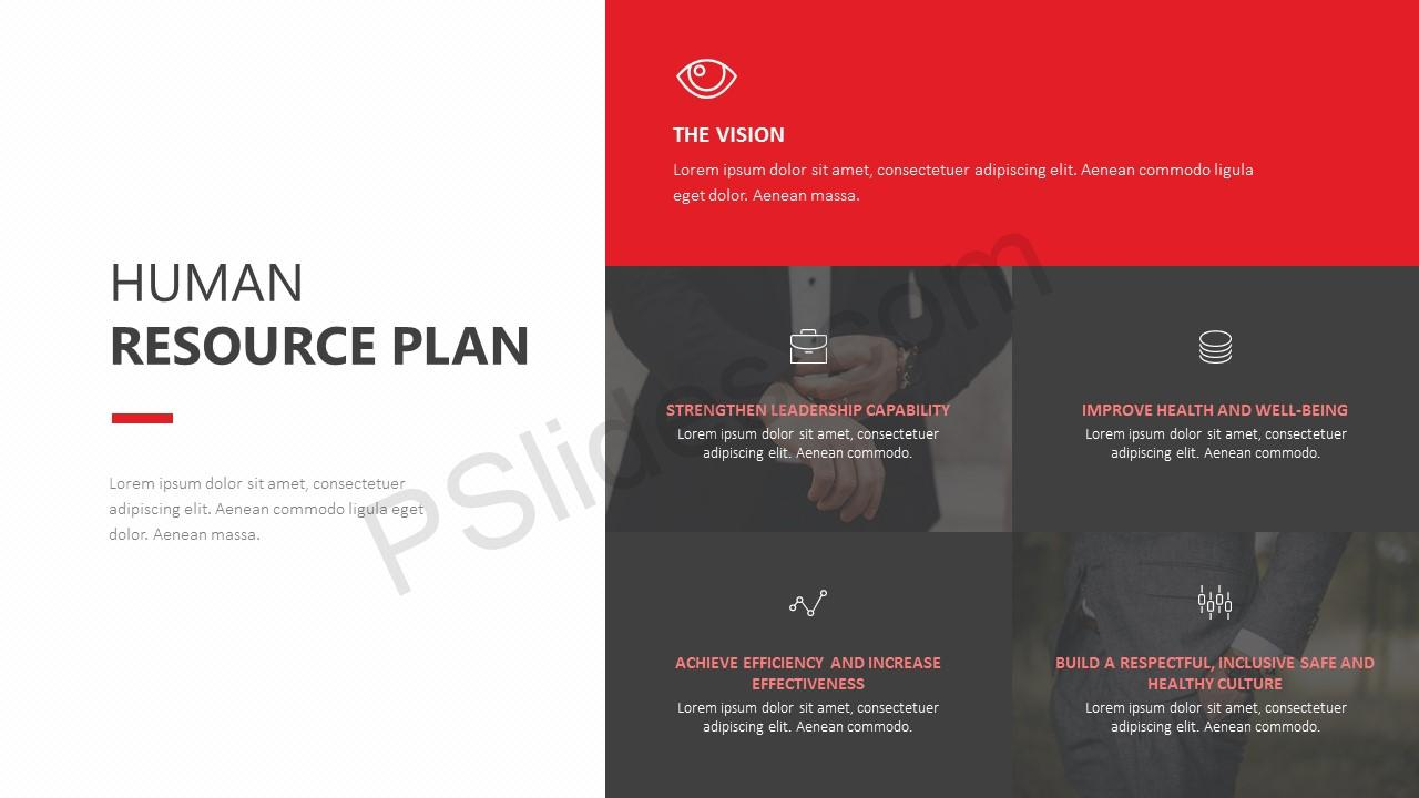 Human resource plan powerpoint template pslides human resource plan powerpoint template 1 maxwellsz
