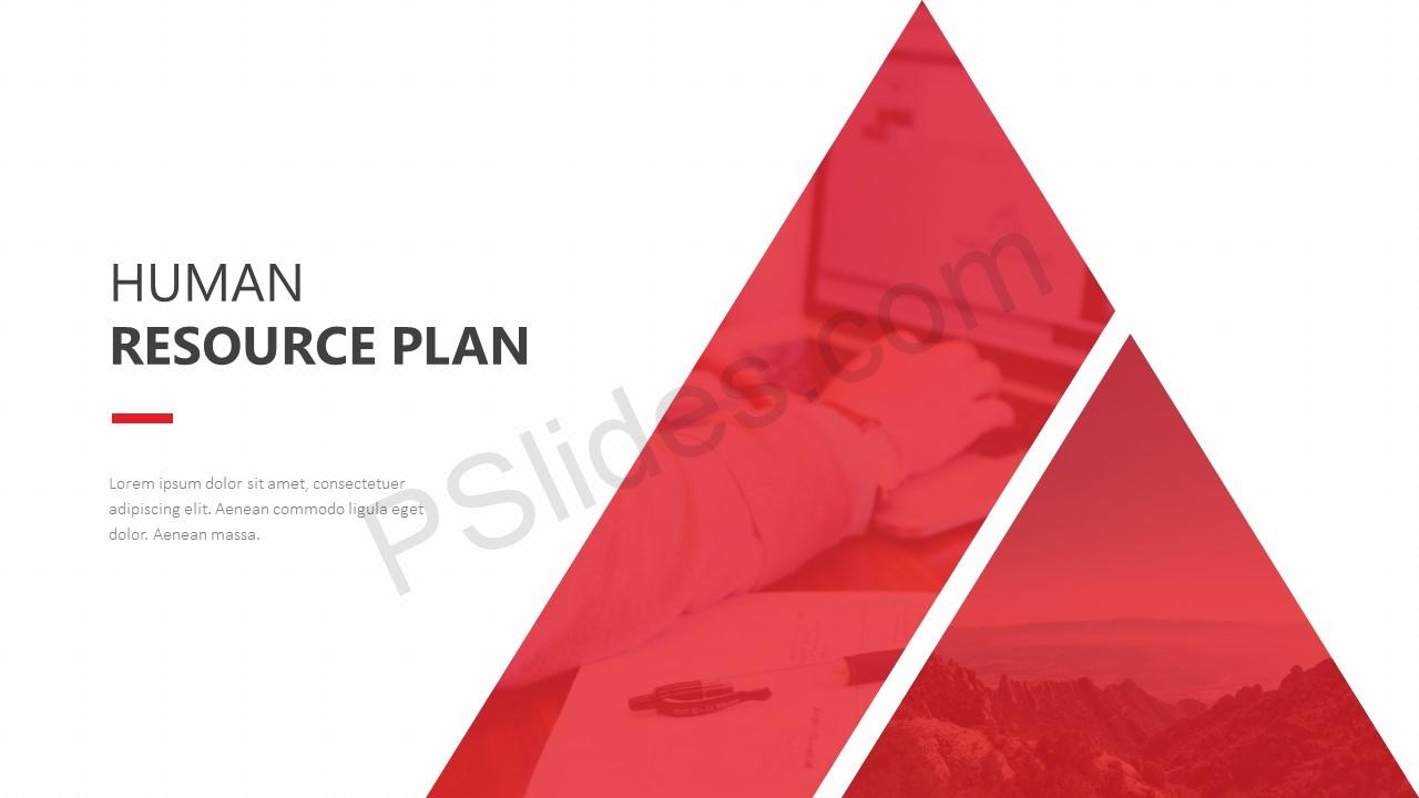 Human Resource Plan PowerPoint Template (2)