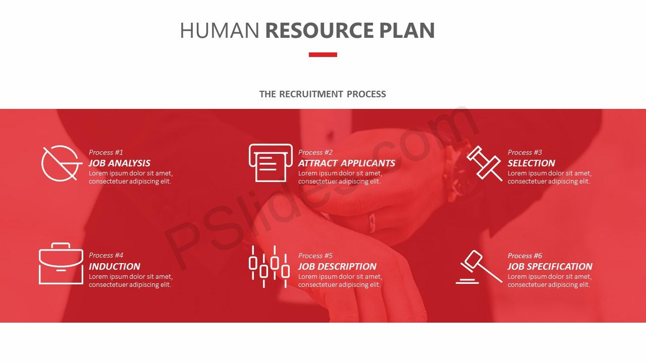 Human Resource Plan PowerPoint Template (4)