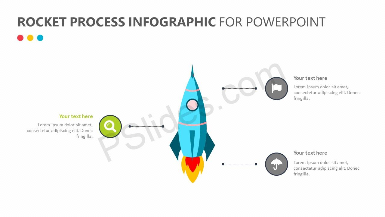 Rocket Process Infographic for PowerPoint (3)