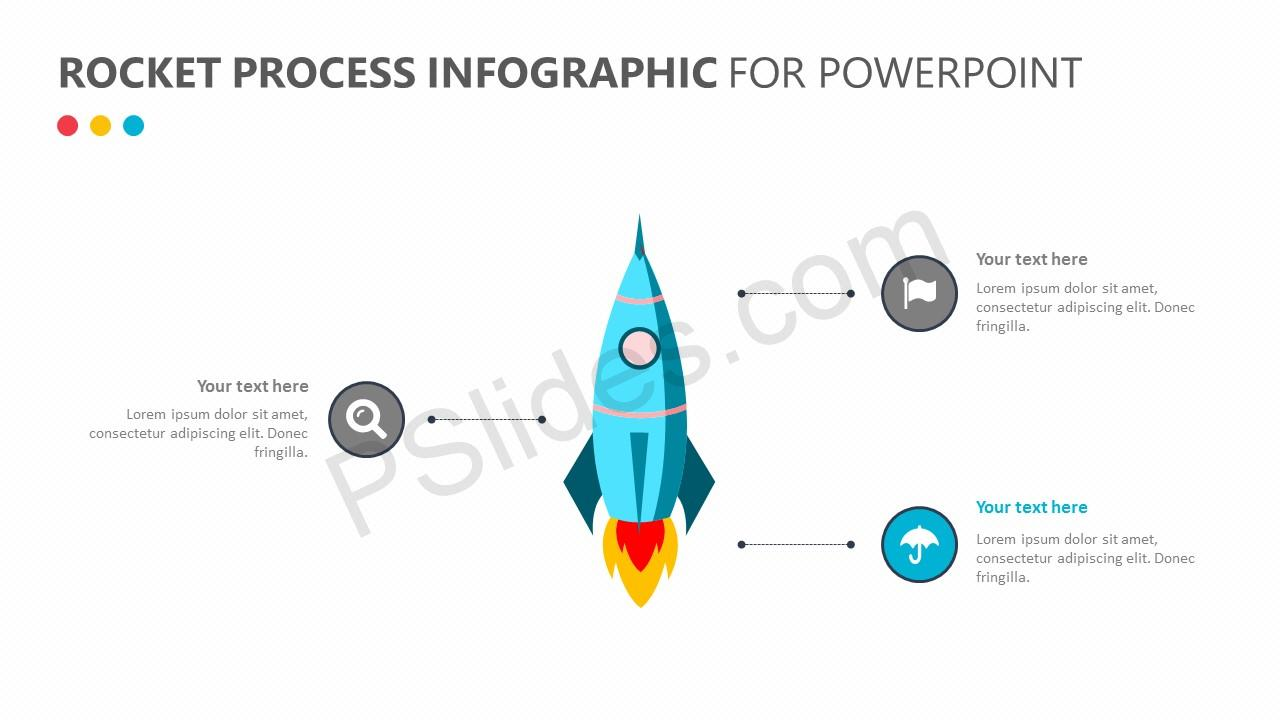 Rocket Process Infographic for PowerPoint (5)