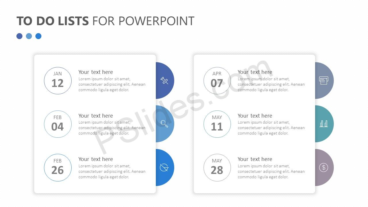 To Do Lists for PowerPoint Slide (2)