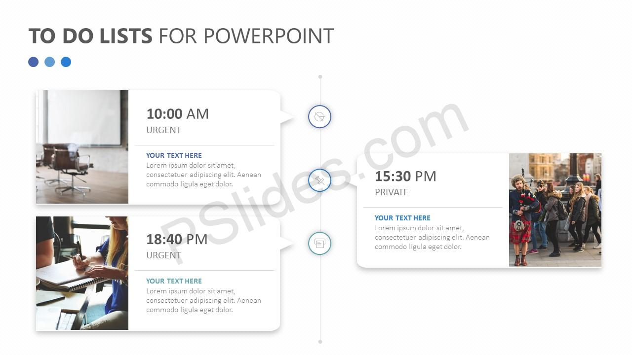To Do Lists for PowerPoint Slide (3)
