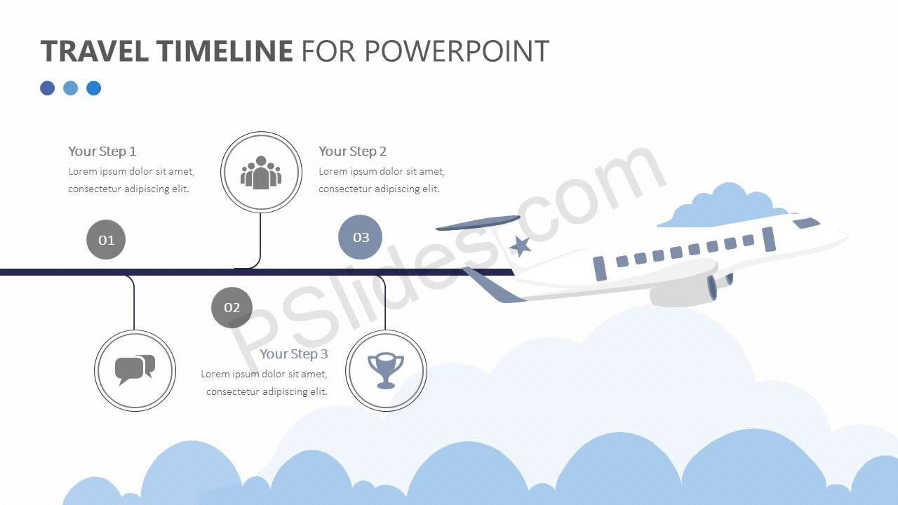Travel Timeline for PowerPoint (1)