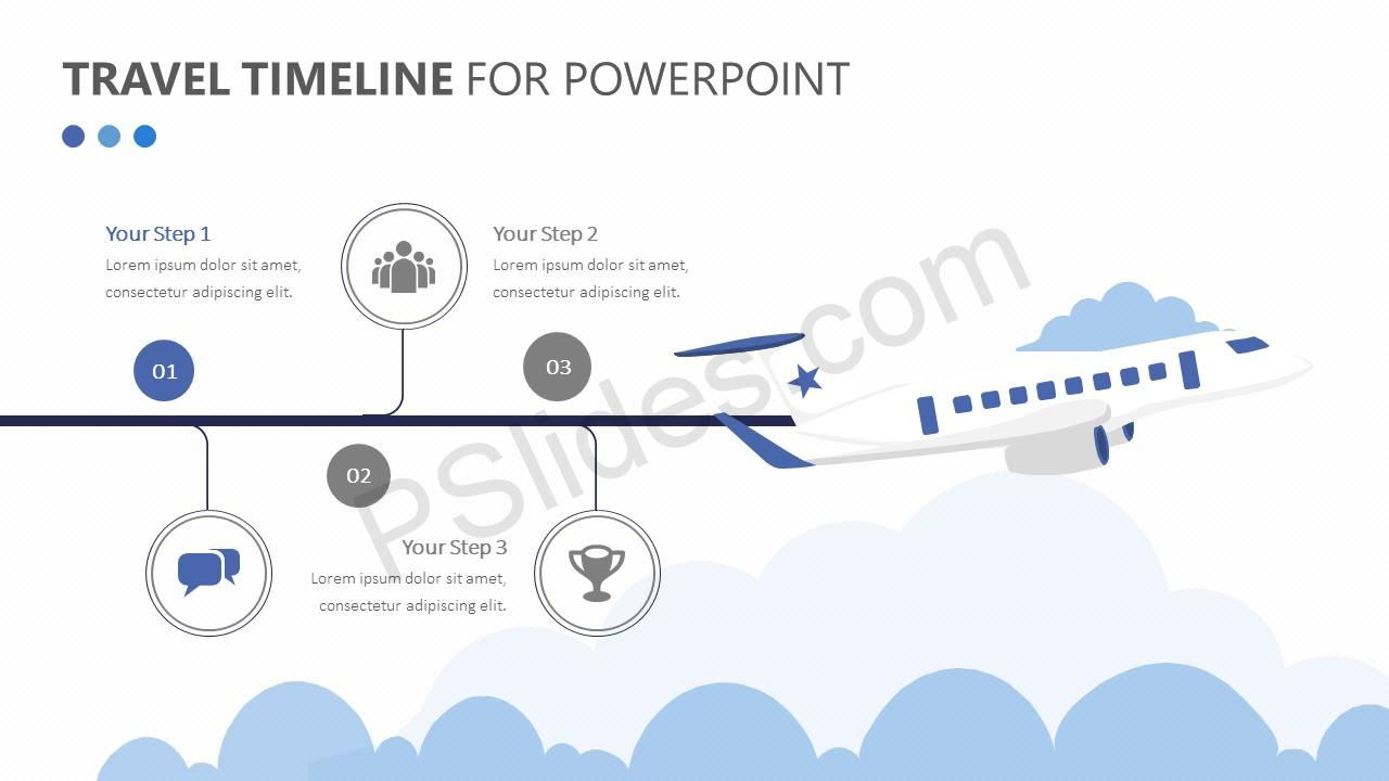 Travel Timeline for PowerPoint (2)