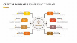 Creative Mind Map PowerPoint Template
