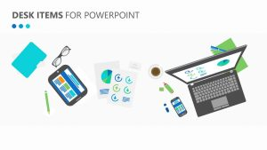Desk Items for PowerPoint