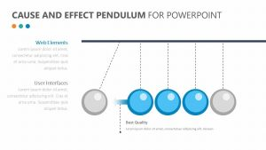 Cause and Effect Pendulum for PowerPoint