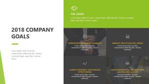 2018 Company Goals