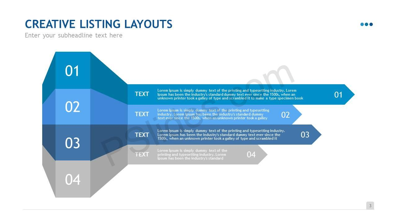 Creative Listing Layouts Slide4