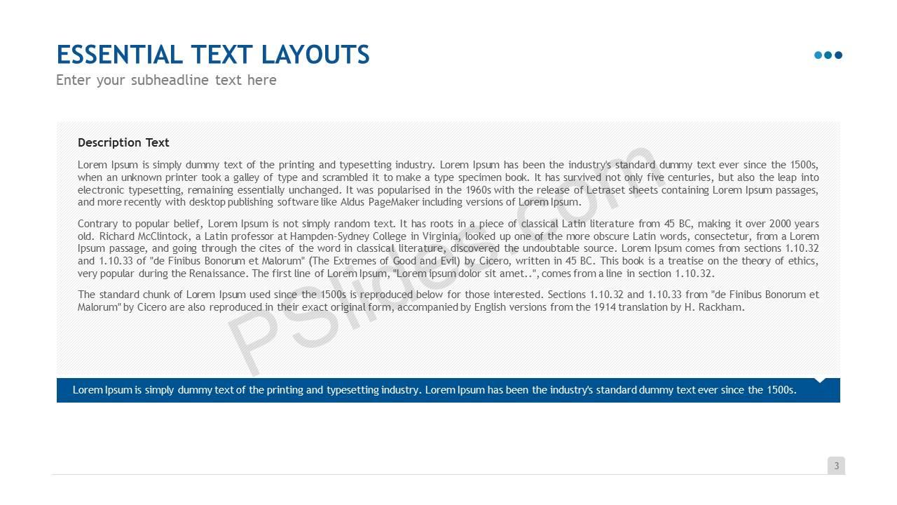 Essential Text Layouts Slide4