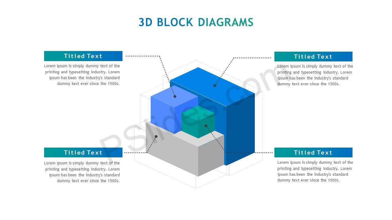 3D Block Diagrams - PSlidesPSlides