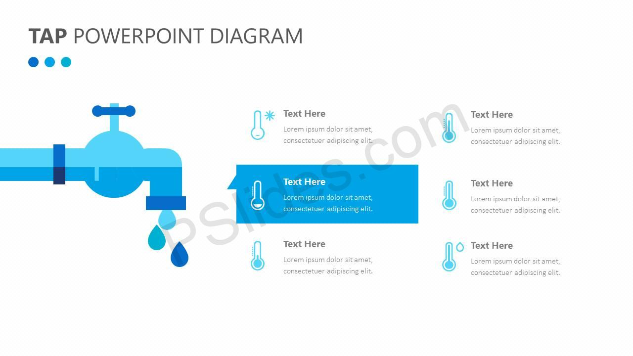 Tap PowerPoint Diagram Slide1