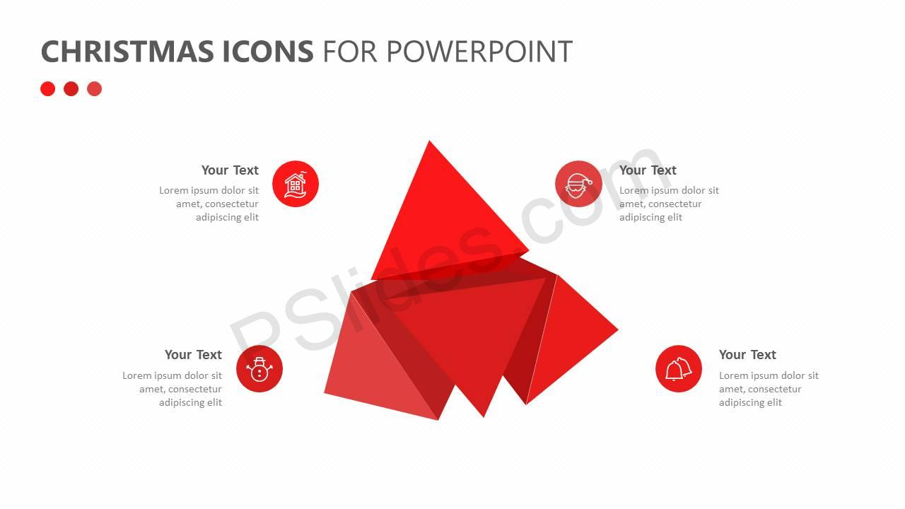 Christmas Icons for PowerPoint Slide4
