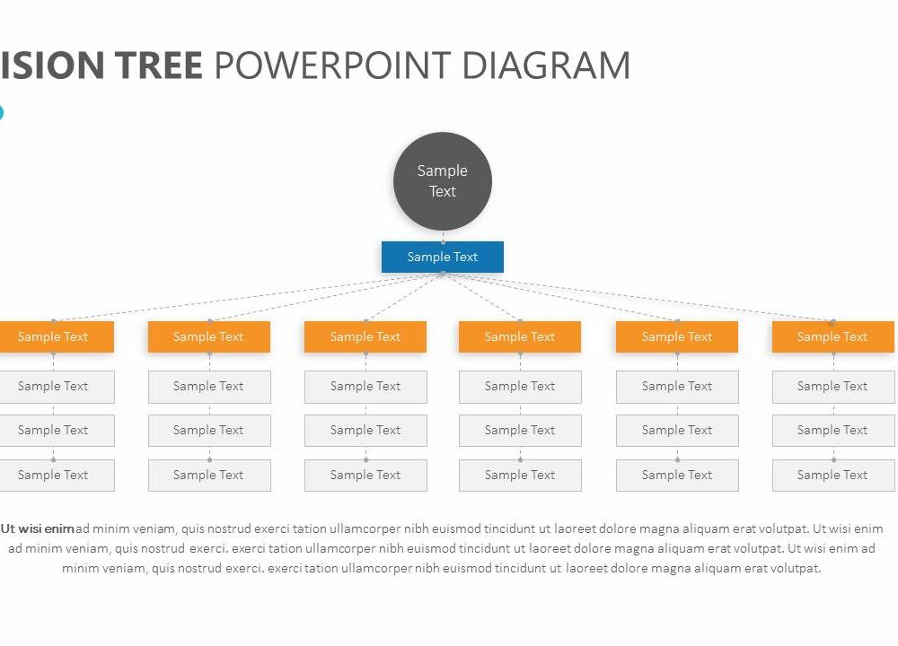 Decision Tree PowerPoint Diagram Slide2 | PSlides