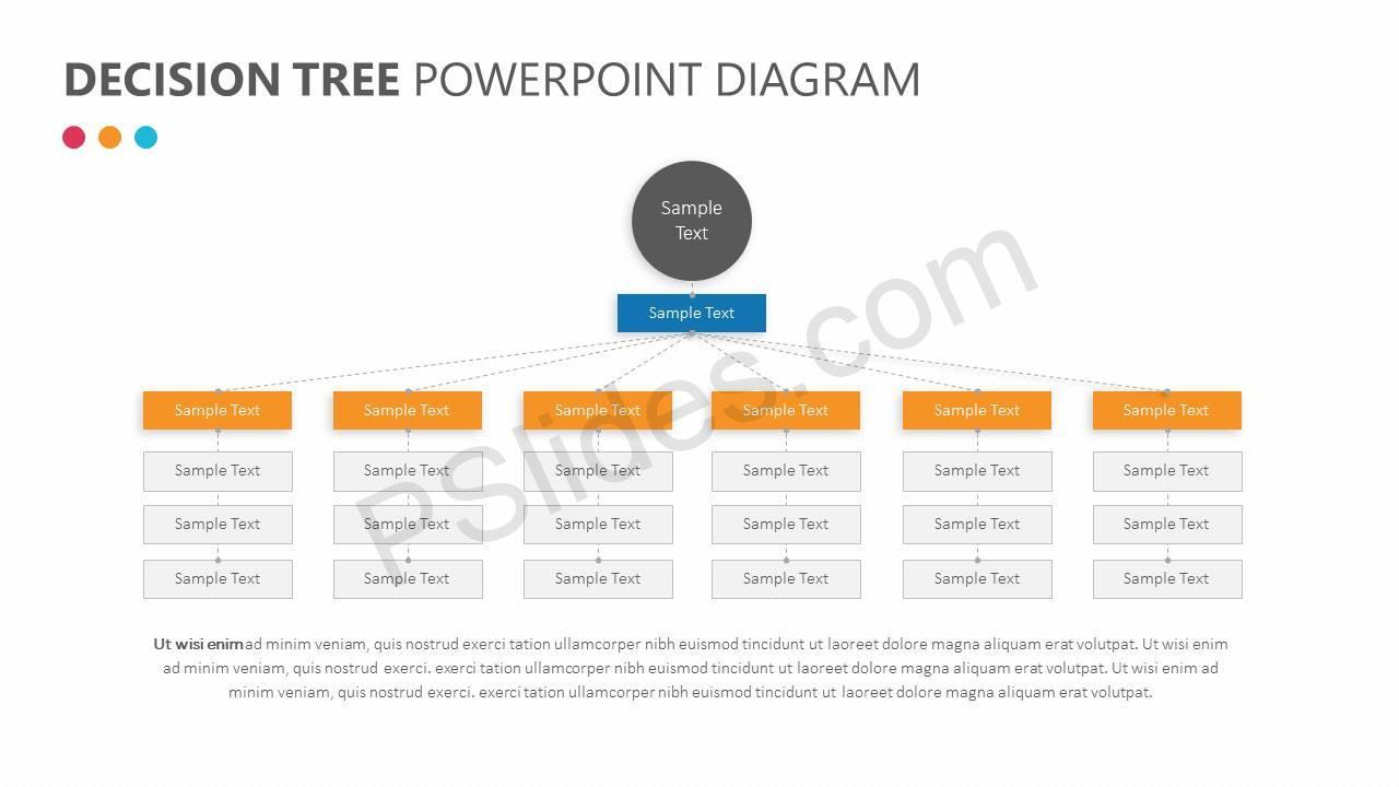 Decision Tree PowerPoint Diagram Slide2
