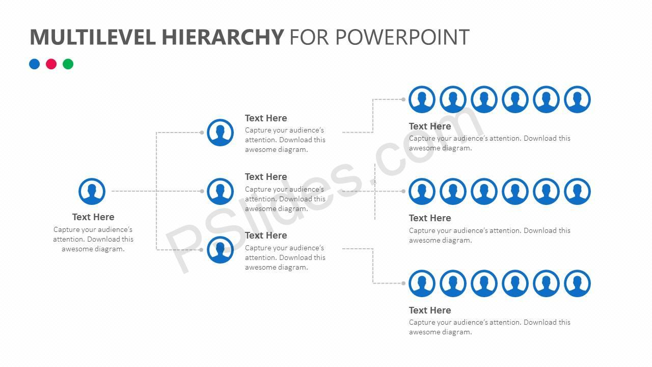 Multilevel-Hierarchy-for-PowerPoint-Slide1