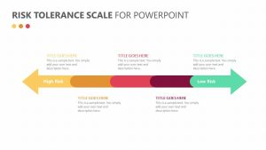 Free Risk Tolerance Scale for PowerPoint
