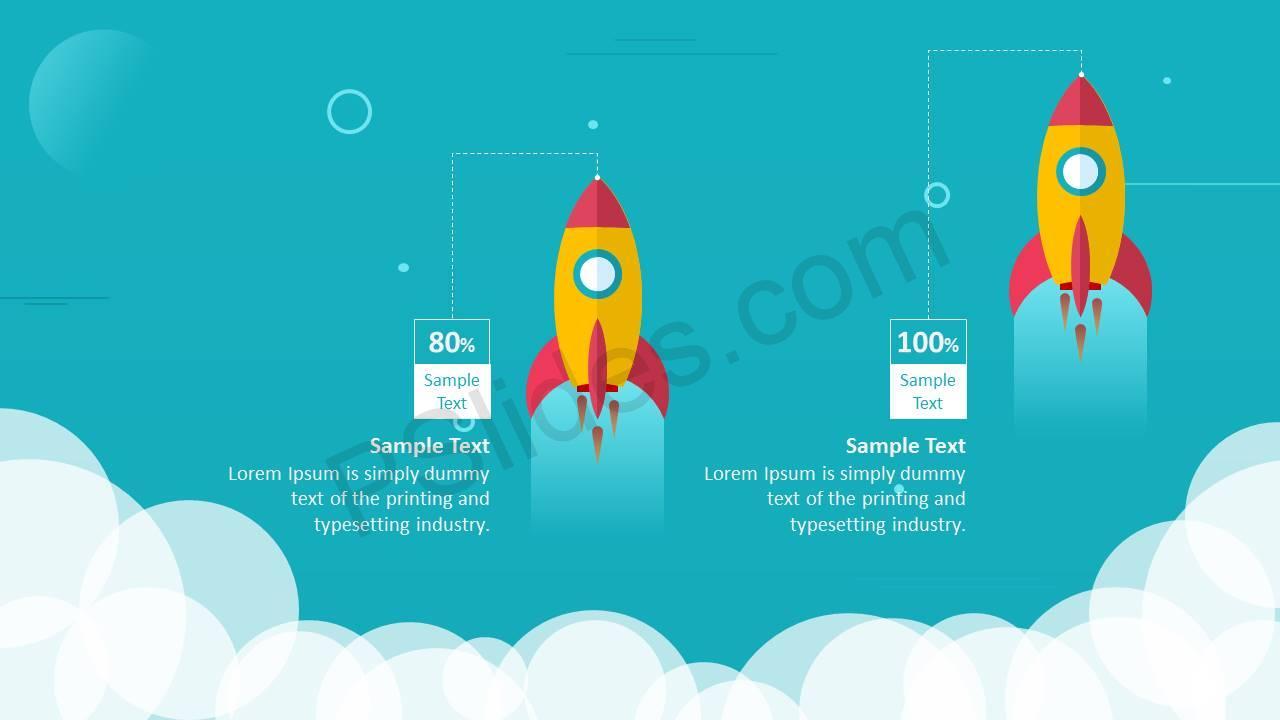 Rocket Comparison Slides for PowerPoint Slide2