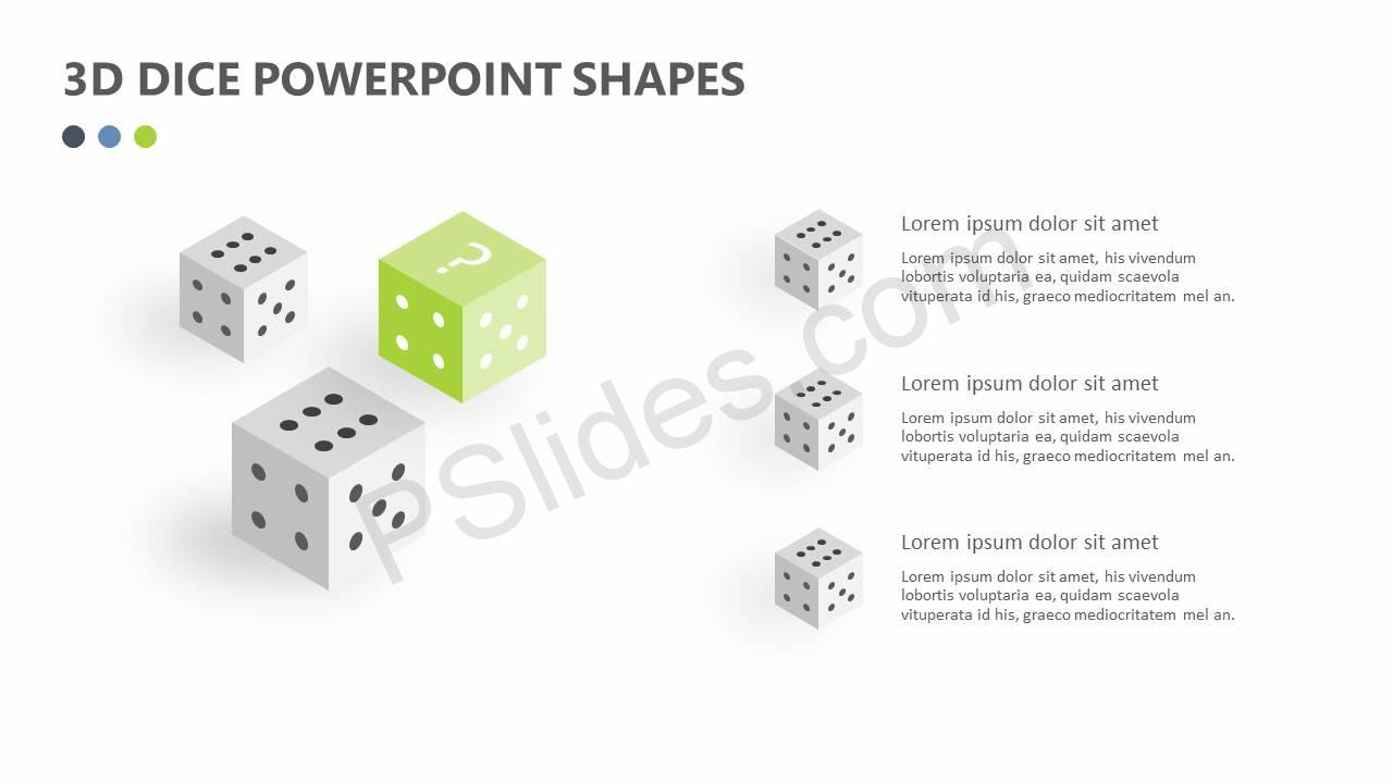 3D-Dice-PowerPoint-Shapes-Slide4
