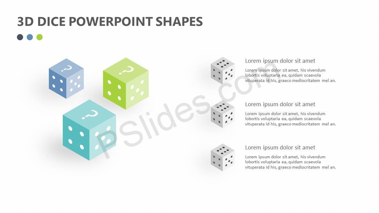 3D-Dice-PowerPoint-Shapes-Slide5
